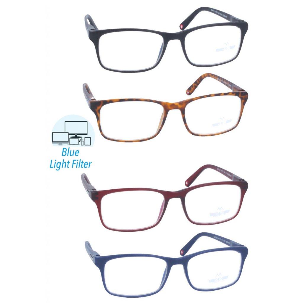 blue blocker brille bluebreax f r erm dungsfreies sehen sch. Black Bedroom Furniture Sets. Home Design Ideas