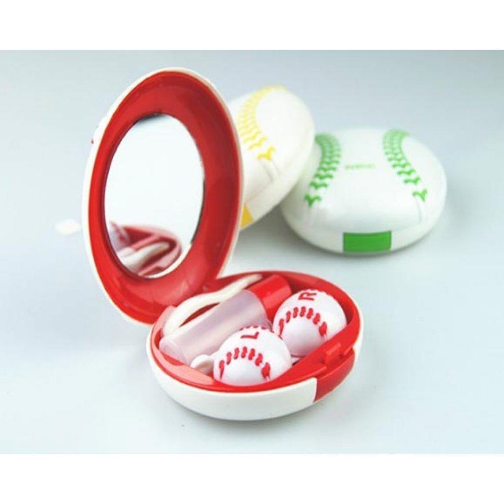 kontaktlinsen aufbewahrungsbox baseball f r linsen aller. Black Bedroom Furniture Sets. Home Design Ideas