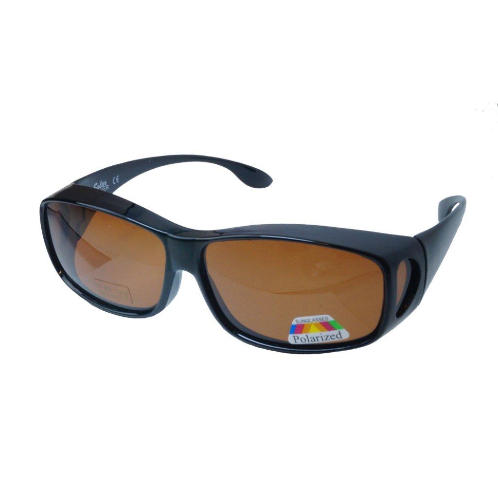 U00dcberbrille - Oval-eckig Grou00df - 3 Farben 1995