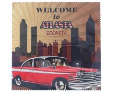 La Kelnet Microfasertuch - Vintage - Welcome to Atlanta