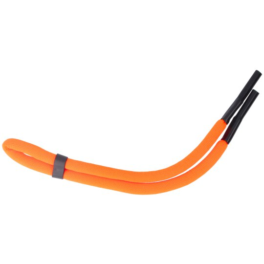 schwimmfähiges Brillenband Floater in schwarz, blau + orange orange