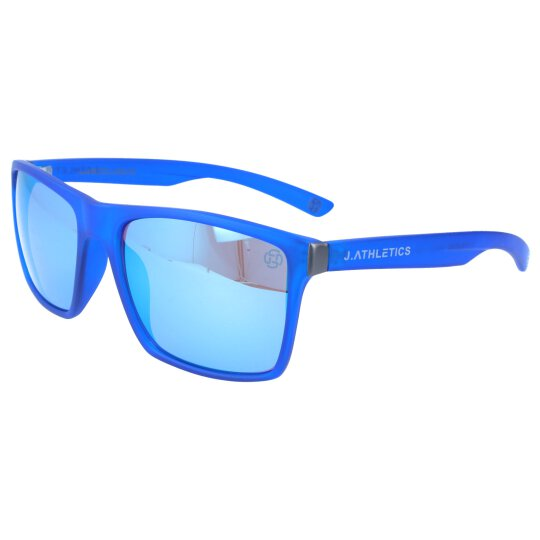 J. ATHLETICS - Sonnenbrille HEBI C4 1100 in Blau