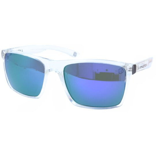 J. ATHLETICS - Sonnenbrille HEBI C2 1098 in Transparent