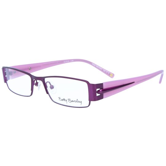 Betty Barclay Metallfassung BB1005 - 990 Violett - Rosa