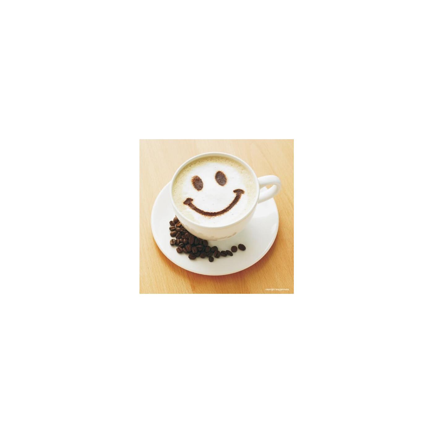Laclean Microfasertuch Guten Morgen Kaffee