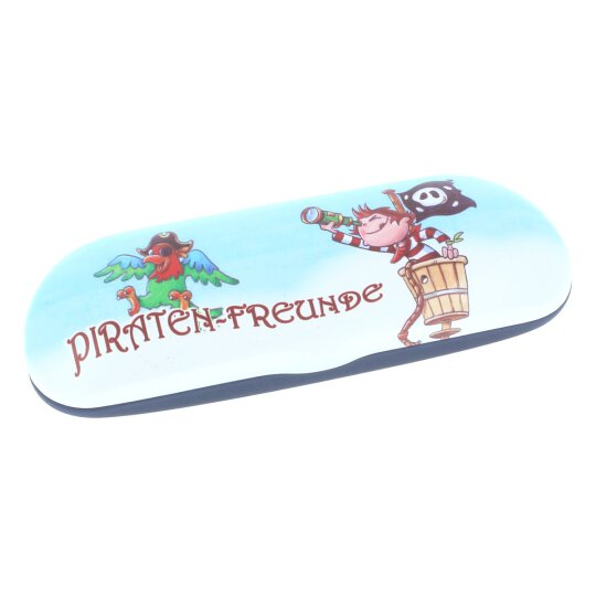 Brillenetui für Kinder Piratenfreunde - 03
