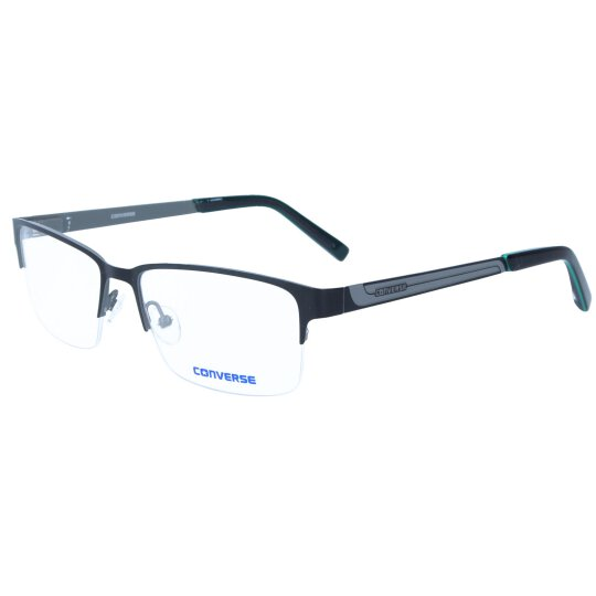 Converse Brille Q101 Black Metall-Brillenfassung Nylor in...