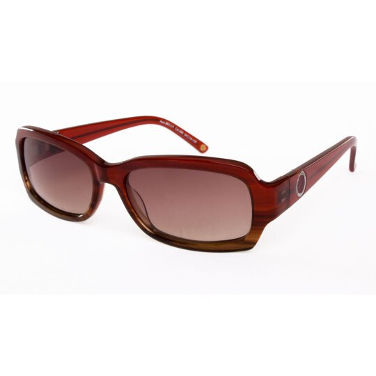 Betty Barclay Sonnenbrille MOD. BB3114 Col.690 in rot-braun