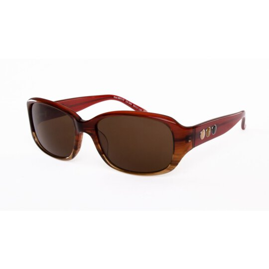 Betty Barclay Sonnenbrille MOD. BB3132  Col.690 in rot-braun
