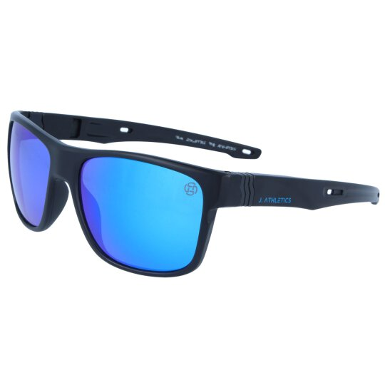 J. ATHLETICS - Sonnenbrille SUNSET C1  3309   Schwarz 57/18