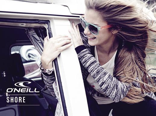 O`NEILL Sonnenbrille SHORE - 107